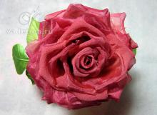 Роза бутонная раскрытая