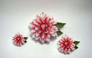 Как изменить размеры выкройки цветка