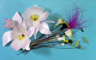 Серединка цветка часть2
